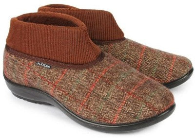 Gliders By Liberty Fb-7-Brown Casual Shoes