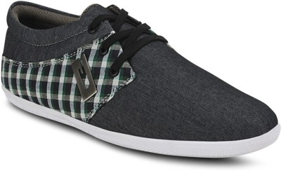 Get Glamr Green Men's Casual Shoes