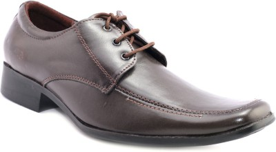 AVI Formal Brown Lace Up Shoes