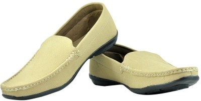 Alpha Man Yellow Loafers