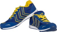 Ros 1070 RBlue Yellow Walking Shoes