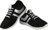 Vivaan Footwear Black-182 Running Shoes ...