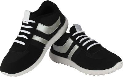 Vivaan Footwear Black-182 Running Shoes