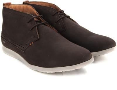 Hush Puppies ZERO G NU BUCK BOOTS Boots(Brown)