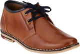 Cris Martin Casuals Shoes (Brown)