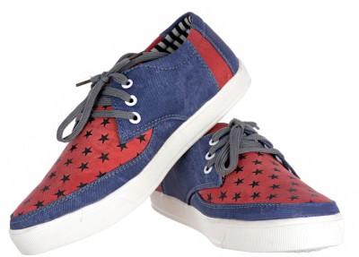 Per Te Solo Brit Canvas Shoes
