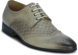 Get Glamr Longford Lace Up (Beige)