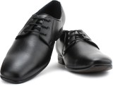Vulcan Knight Men Lace Up Shoes (Black)
