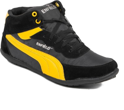 Adjoin Steps 66_Enfield Canvas Shoes, Casuals