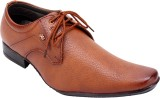 Smoky 107 Formal Shoes Lace Up (Tan)