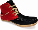 Activa Classic Boots (Red)