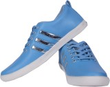 DLS Sneakers (Blue, Gold)