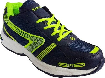 Spot On FKSP-E-246-NVY-GRN Running Shoes