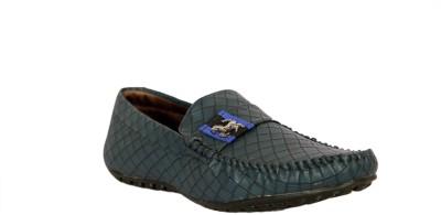 Trendystuff4u MontyA95Blue Loafers