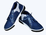 Delux Look Casual Shoe (Blue)