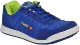 TWD Tp1133 Blu Grn Running Shoes (Blue, ...