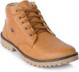 Semana Boots (Tan)