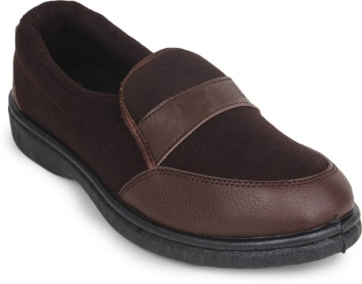 11e M-2- Brown Casual Shoes