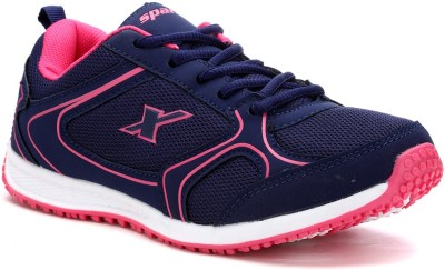 Sparx Stylish Blue & Pink Running Shoes(Blue, Pink)