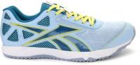 Reebok Dash Out Lp Running Shoes(Green, Blue)