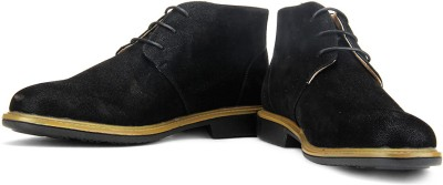 Perseus Men Boots(Black)