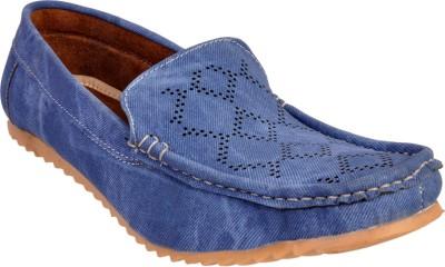 Walk Free Freedom Blue Loafers