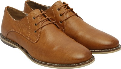 Capland MSL13793-Tan Lace Up Shoes