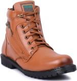 Baaj Boots (Tan)