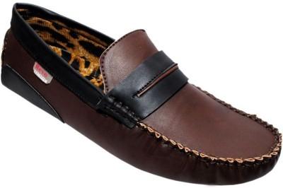 LeeQube Revo Drive Loafers