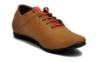Shoe Mate Tan Casual Shoes(Tan)