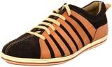 Zohran Beige Casual Shoes (Beige)