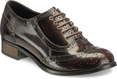 Hats Off Accessories Bordo Brogues Lifestyle Shoes Corporate Casuals