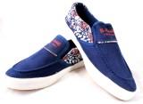 Krish Loafers (Blue)