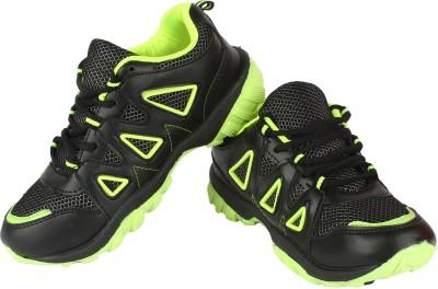 Earton Black-255 Running Shoes