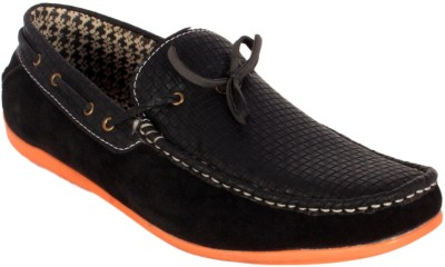 Merashoe Msc8029-Black Loafers