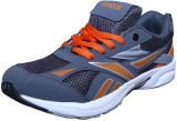 Triqer Sport Running Shoes (Grey, Orange...