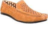 Marcbeau Loafers (Tan)