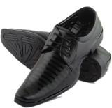 Tashi Black Formal Lace Up (Black)