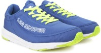 Lee Cooper Men Running Shoes(Blue, Yellow, White)
