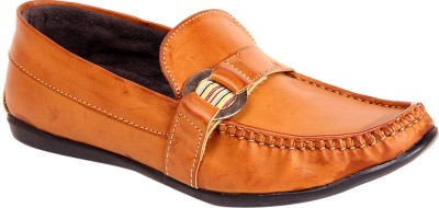 Funkd Buckled Loafers