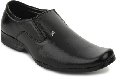 Blue Hut Blue Hut Stylish Black Formal Shoes Slip On Shoes