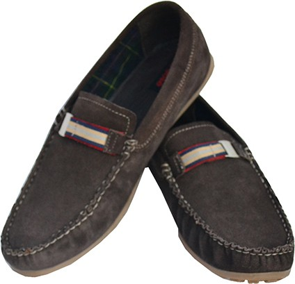 Lebose Loafers(Brown)