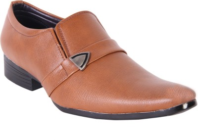 karizma shoes KZ10036Tan Casuals