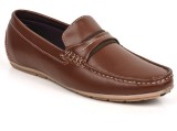 Docshu Loafers (Brown)