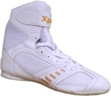 Xpeed Boxing & Wrestling Shoes (White)