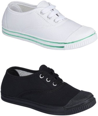 Skovin Skovin Combo School Shoes For BOY,S AND GIRL,S (3 TO 13 years) Only.. Lace Up