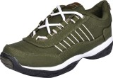 Campus Running Shoes (Olive)