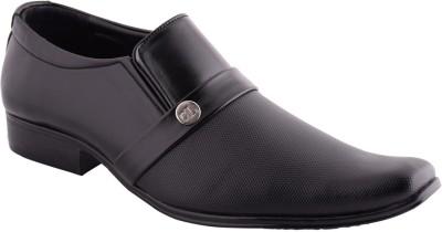 Claude Lorrain Black Semi Formal Slip On