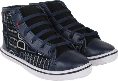 Vivaan Footwear Blue-116 Casual Shoes