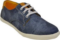 Adjoin Steps Durby-01 Casual Shoes(Blue)